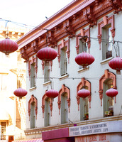 San Francisco Chinatown Building - 2012